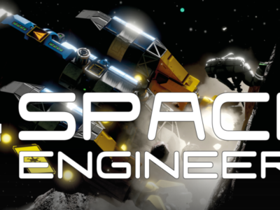 Space Engineers: six years of building and blowing stuff up