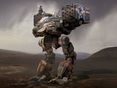 Faster My Stompy Robots: an introduction to BattleTech