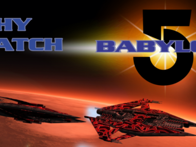 Why watch Babylon 5?