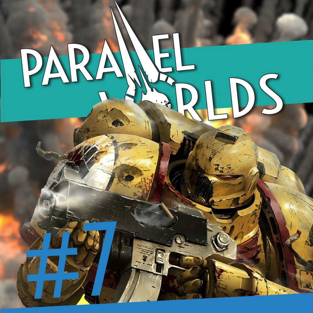 Parallel Worlds Issue 7 -  Parallel Worlds
