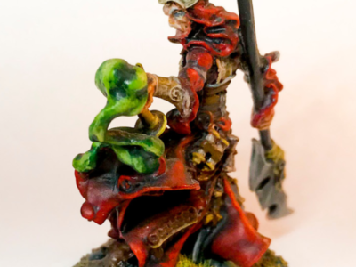 Mini of the Month: the Bard of Alahan