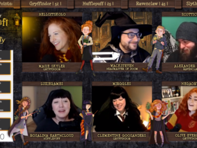 Live streaming TTRPGs: a new immersive experience