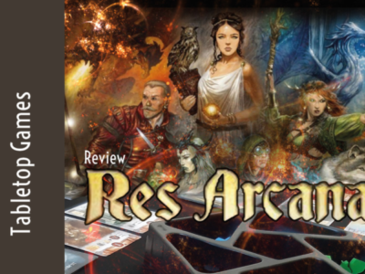 Review: Res Arcana