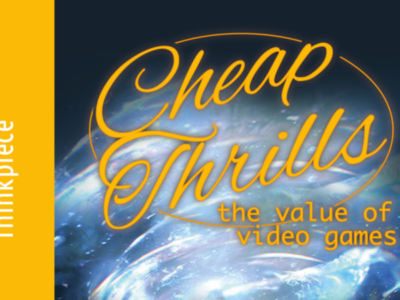 Cheap thrills: the value of video games