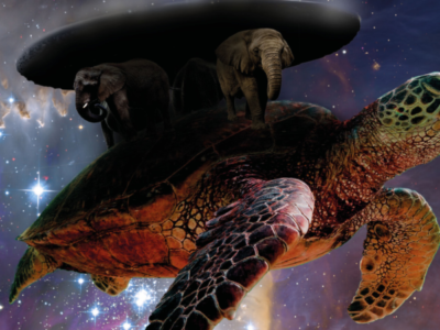 Tales from the Turtleverse: Terry Pratchett's Discworld