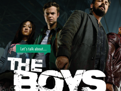 Let's talk about: The Boys